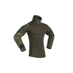 combat shirt flecktarn invader gear