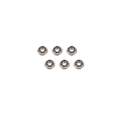 bearing roulement 8mm stainless union fire