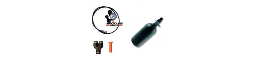 accessoires HPA / regulateur / cable